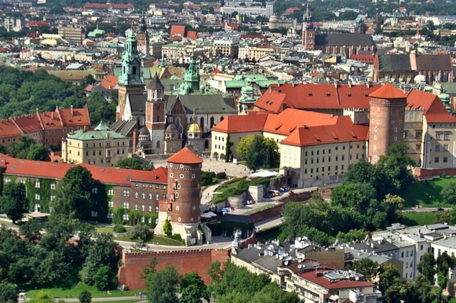 W Krakowie marzą o domu z ogródkiem