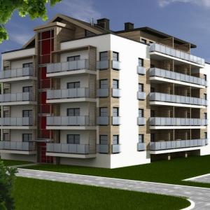 5 Mórz: unikalne apartamenty z basenem i SPA w Sianożętach