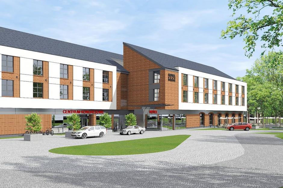 Dekpol buduje w Malborku kompleks hotelowo-konferencyjny