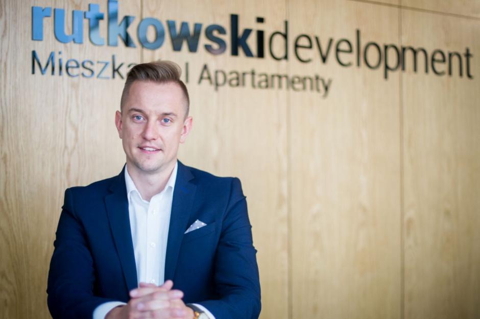 Rutkowski Development: Apartamenty z żaglem w tle