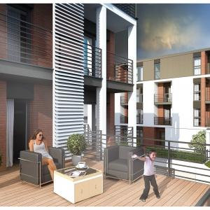 Cegielnia Park pełna apartamentów