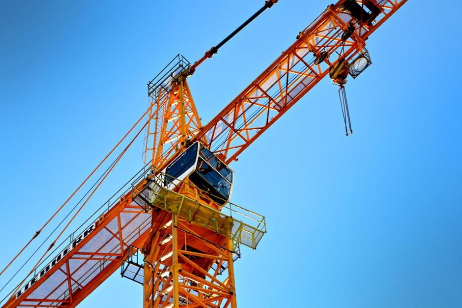 Pozbud T&R na budowie osiedla Platan Complex