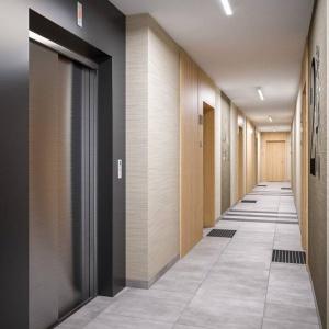 Inpro zdobi korytarze Kwartału Uniwersyteckiego