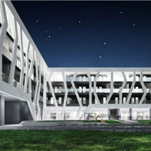 ZIG ZAK HOUSE. Budynek inspirowany perełkami architektury