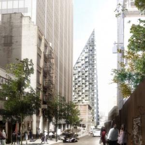 West57th. Piramida pełna apartamentów
