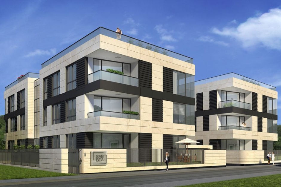 Apartamenty Sabbia inspirują przestrzenią