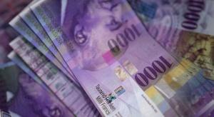 Maleje liczba kredytów frankowych