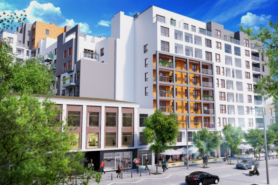 Karmar buduje dla Ronsona City Link