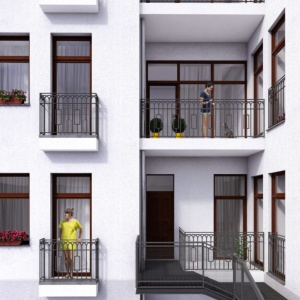 Kingi 13. Idealne na wynajem apartamenty w centrum Podgórza