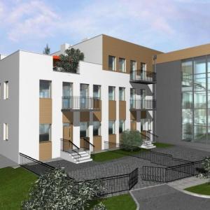 Apartamenty Grudziądz powstają w dzielnicy Tarpno