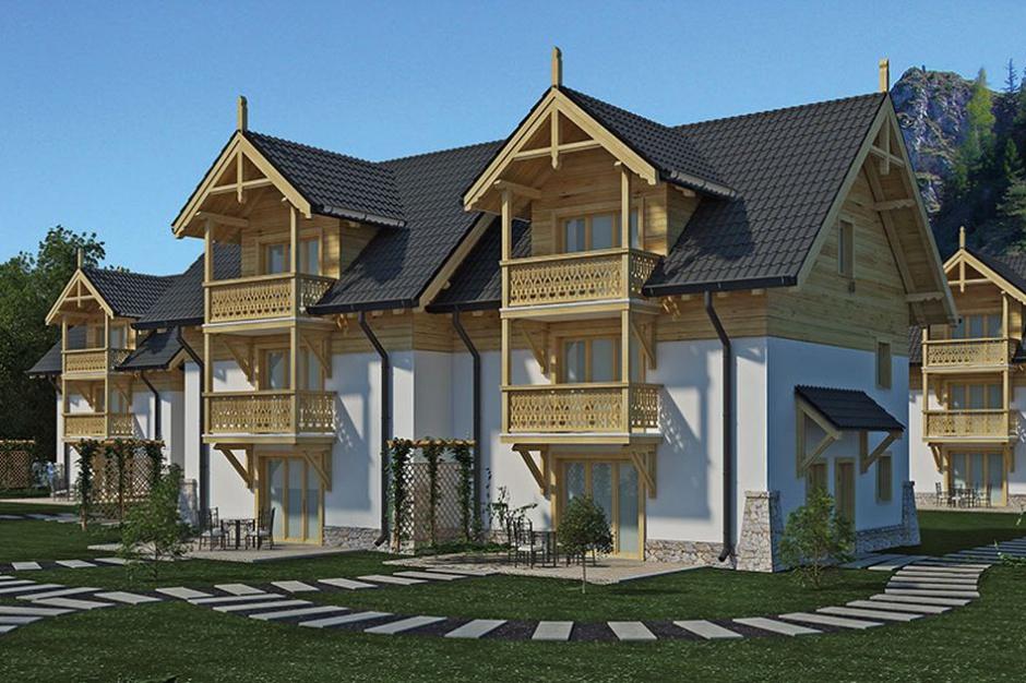 Ostatni wolny apartament w inwestycji Ostoja Jaworki II