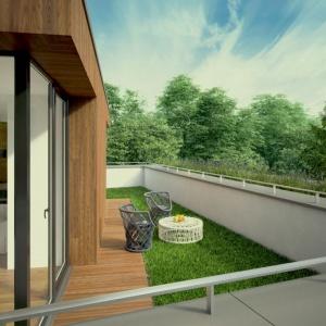 Willa Grottgera. Niebanalna architektura zatopiona w zieleni