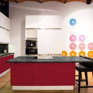 Kuchnia w jednym kolorze