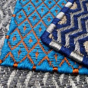 Dywany jak kolumbijskie krajobrazy