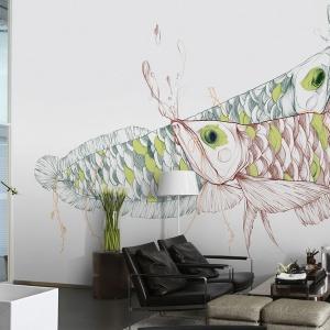 Grafiki ścienne: nowy wymiar mieszkania