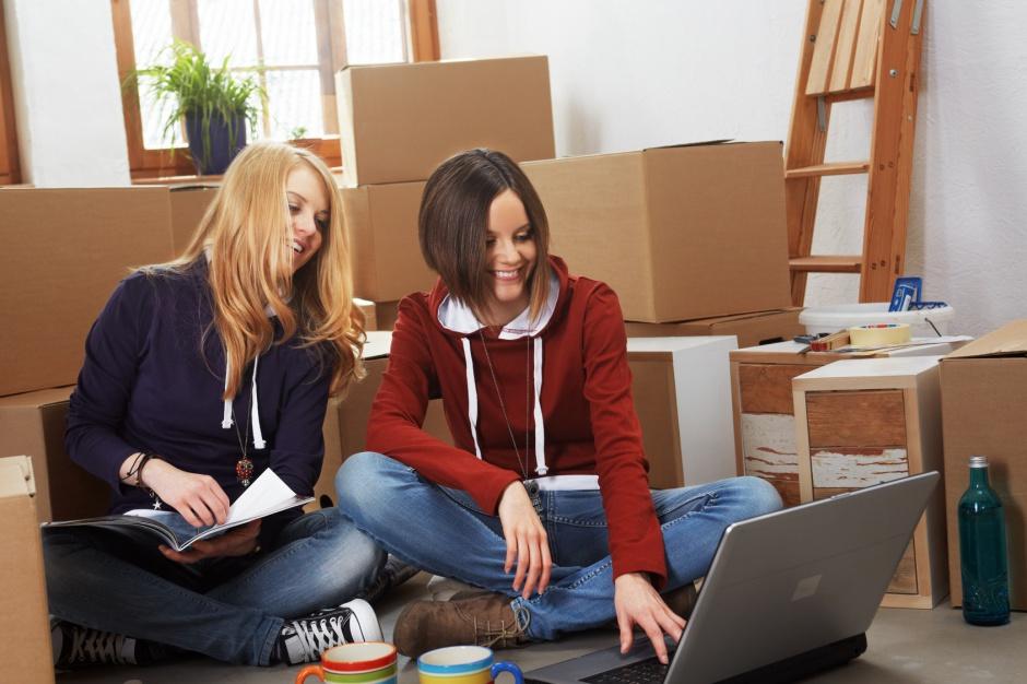 Mieszkanie dla studenta: Kto odpowiada za szkody?