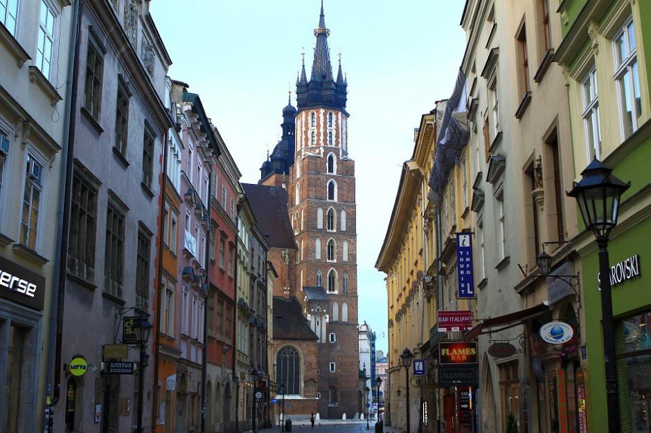 W Krakowie inwestorzy szukają mieszkań blisko centrum