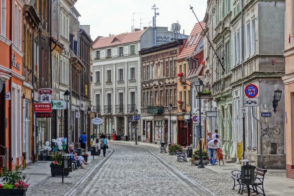 Bydgoszcz pomaga odnawiać kamienice