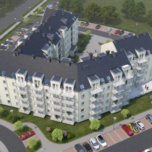 Budnex rusza z nowym osiedlem w Zielonej Górze