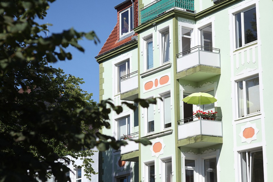 Toruń: Gminne lokale w zabytkowym budynku