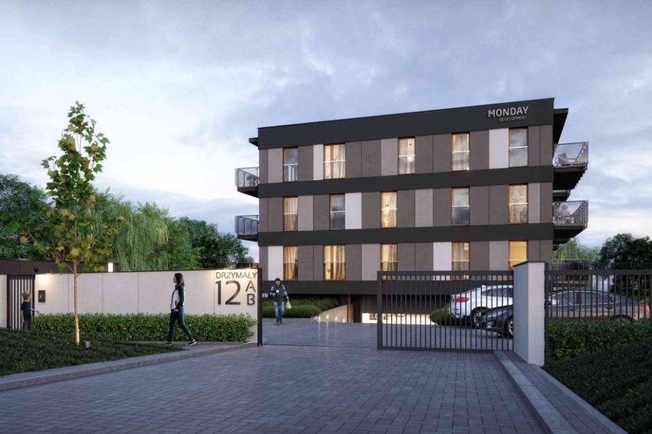Apartamenty Zielony Sołacz sprzedażowym hitem