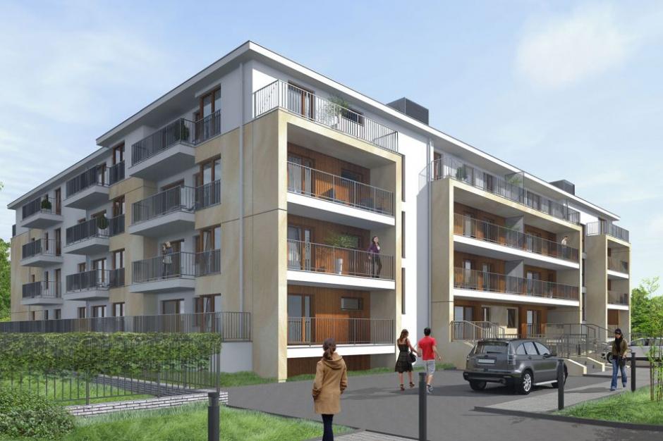 BJM Development buduje mieszkania Na Skraju Lasu