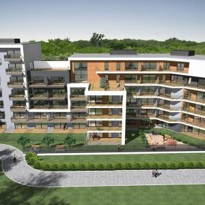 Peira Deweloper buduje osiedle Srebrzyńska Park