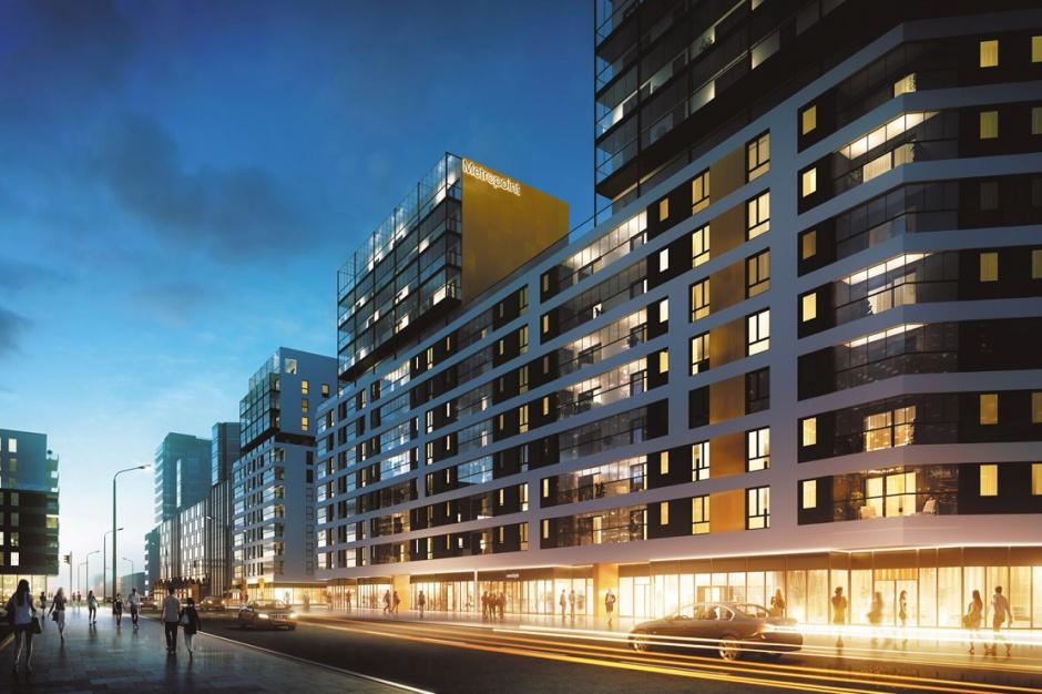Metropoint: Rusza sprzedaż apartamentów na warszawskiej Woli