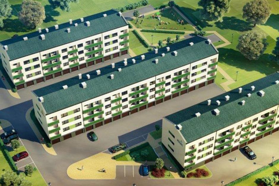 Ruszyła rozbudowa Osiedla Klonowy Park