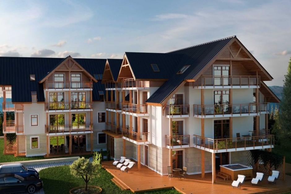 Apartamenty Sarnia 7 w Karpaczu łączą nowoczesność z górskim klimatem
