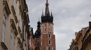 W Krakowie nie zamieszkasz w chmurach