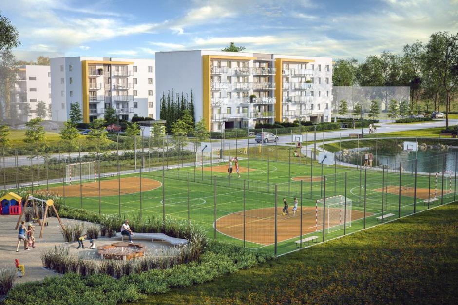 Inpro zbuduje kolejne boisko dla swoich klientów