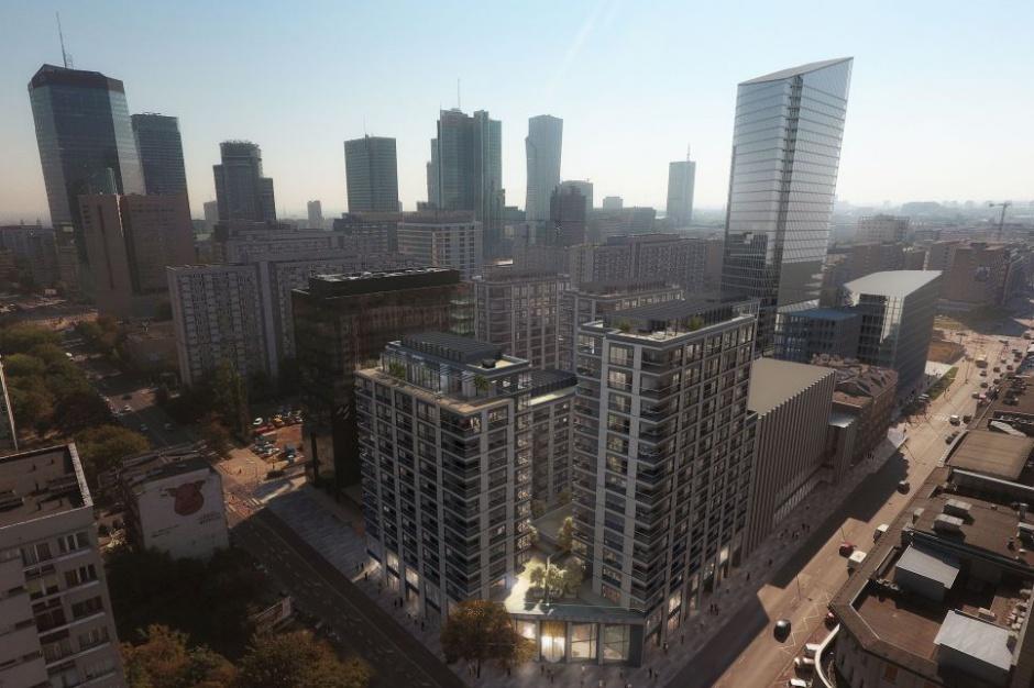 Największy penthouse w Mennica Residence sprzedany