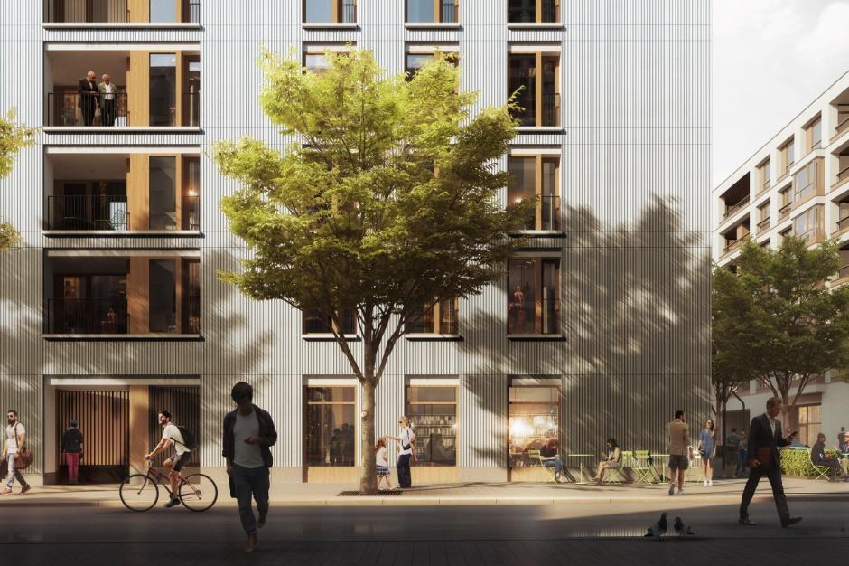 500 mieszkań na wynajem w nowym projekcie Echo
