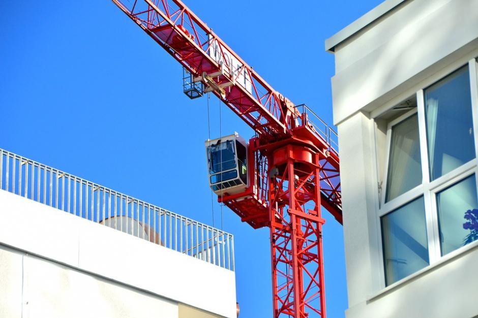 W Lublinie rośnie apartamentowiec ze 108 mieszkaniami