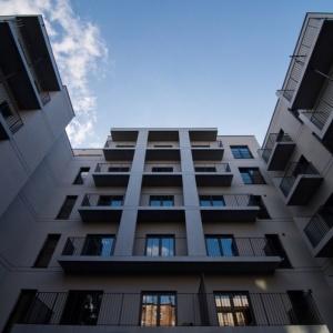 Apartamentowiec Wyspiańskiego 11 z pierwszymi mieszkańcami