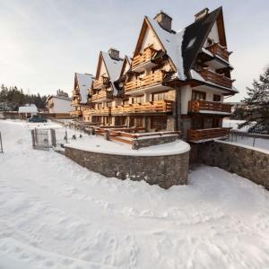 Apartamenty Krzeptowskiego. Zakopiańska przystań dla narciarzy