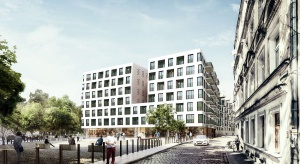 We Wrocławiu pnie się apartamentowiec Nacarat