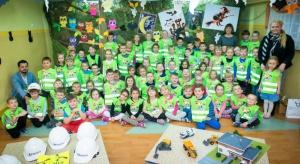 Firmus Group współpracuje z przedszkolami