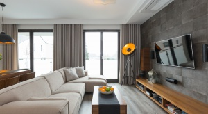 Zobacz apartament w kolorach ziemi