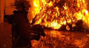 W.Brytania: pożar budynku mieszkalnego w Londynie