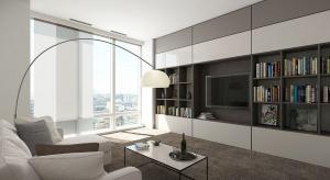 Sposoby na przechowywanie w małym mieszkaniu
