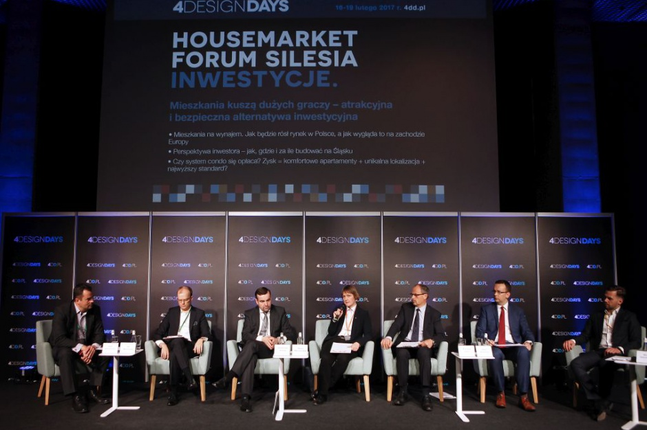 Housemarket Forum Silesia 2017: Mieszkania na wynajem - kusząca alternatywa czy przyszłość rynku?