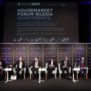 Housemarket Forum Silesia: mieszkania kuszą dużych graczy – przeczytaj relację z sesji