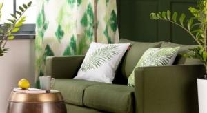 Jak wykorzystać modną zieleń w aranżacji wnętrz?