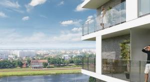 Apartamenty Wybrzeże Reymonta z widokiem na Wrocław