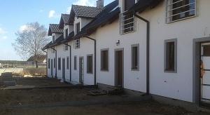 Osiedle Słoneczne w Brodowie. Zaglądamy na plac budowy