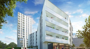 Apartamenty Mogilska z kolejką po mieszkania