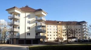 Osiedle Europejskie z nowymi mieszkaniami