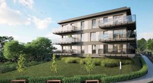 Apartamenty Zielony Sołacz mają dobre tempo sprzedaży